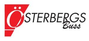 Österbergs buss logo